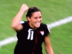 Washington Spirit's Ali Krieger Inspires After ACL Repair