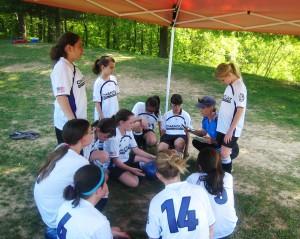 team halftime