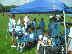 Coaching young
