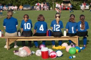 bench_6 - soccer girls-Mom's team