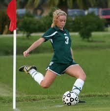 soccer strike girl