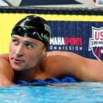 Lochte Olympic swim - Fox News
