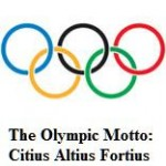 The Olympic Motto